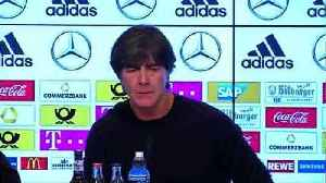 Loew happy with 'important' France draw after disappointing World Cup [Video]