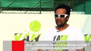 Singles Impressed Vishal Uppal In Asiad, Doubles & Mixed Doubles Was A Disappointment [Video]