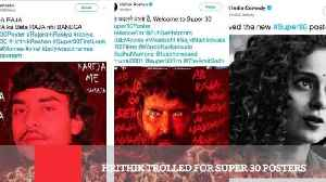 Hrithik Trolled For Super 30 Posters [Video]