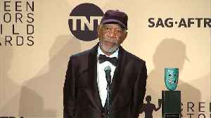 Morgan Freeman gets to keep acting Acting Union Honour following investigation [Video]