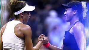 News video: Naomi Osaka to Face Serena Williams in US Open Final