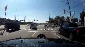 Driver Almost Caused Three Accidents And Wasn't Going Anywhere! [Video]