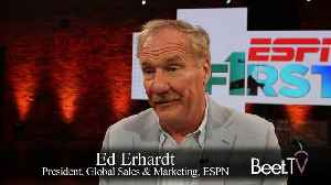 Ferro Will Oversee Disney/ABC And ESPN Sales, Erhardt To Retire In 2019 [Video]