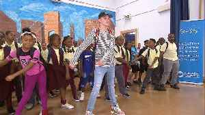'Backpack Kid' Surprises Students With New Backpacks for School [Video]