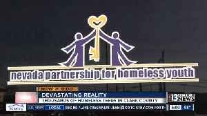 Nearly half of homeless youth in Clark County are part of LGBTQ community [Video]