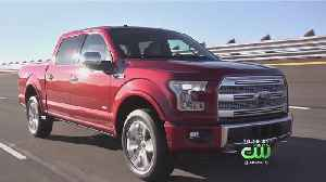 Ford Recalls 2 Million F-150 Trucks Because Of Fire Risk [Video]