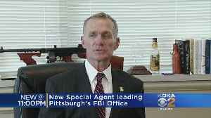 New Agent In Charge Of Pittsburgh FBI Field Office [Video]