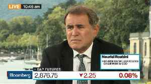 Roubini Warns of 'Perfect Storm' Stalling Global Growth in 2020 [Video]