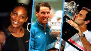 The Serena and Federer Effect: Why Tennis Players Are Older [Video]