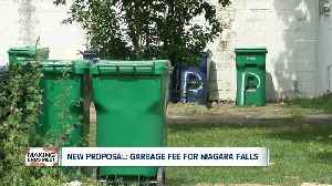 Niagara Falls Proposal: charge residents for garbage pickup [Video]