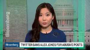 Why Alex Jones Is Permanently Banned From Twitter [Video]