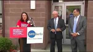 Domestic violence prevention advocates push for new law [Video]