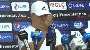 Aguirre prepared for first test as Egypt readies for Niger [Video]