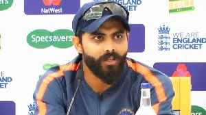 India vs England 5th Test: Ravindra Jadeja delighted with India's bowling display [Video]