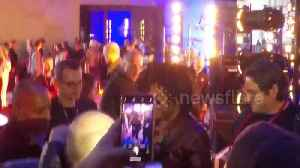 Fans erupt as Lenny Kravitz leaves The One Show [Video]