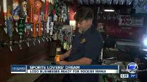 Colorado sports fans prepare for action packed weekend [Video]