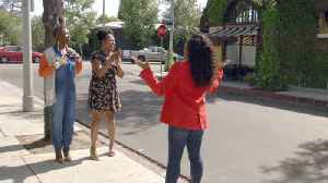 Mahisha Surprises the Sisters with a Revamped Food Truck [Video]