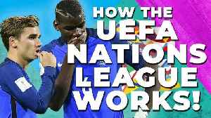 News video: How The UEFA NATIONS LEAGUE WORKS! | UNL Explained!
