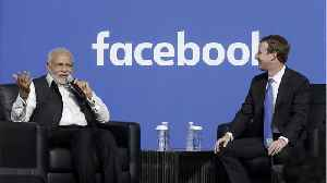 Officials In India Warn That Facebook Blood Donation Tool Being Used By Black Market [Video]