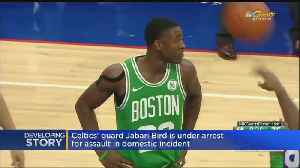 WBZ News Update: Jabari Bird Faces Assault Charges; Quincy Park Dedicated; Latest Forecast [Video]