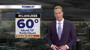 Cool night, sunshine on the way for game day [Video]
