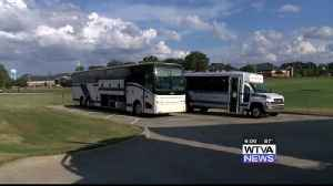 Co-Lin football team bus involved in collision [Video]