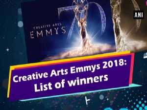 Creative Arts Emmys 2018: List of winners [Video]