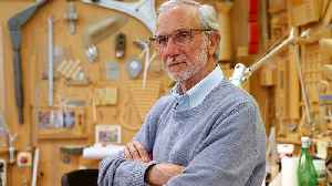 Watch: Famed architect Renzo Piano presents plan to replace Genoa bridge [Video]