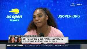 15-Time Tennis Champion Serena Williams Emotionally Calls Out Tennis Double Standards [Video]