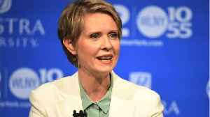 Cynthia Nixon Looks To Other Successful Democratic Insurgents For Inspiration [Video]