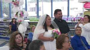3 Couples Married on 9/9/09 in Aisle 9 of California 99 Cent Store Renew Their Wedding Vows 9 Years Later [Video]