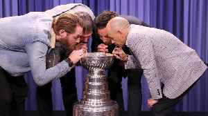 The NHL Has Banned Stanley Cup Keg Stands [Video]
