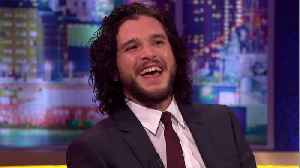 Why Does Kit Harrington Still Have His 'Game of Thrones' Look? [Video]