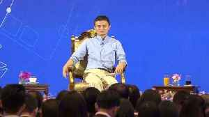 Alibaba founder Jack Ma to step down in 2019 [Video]