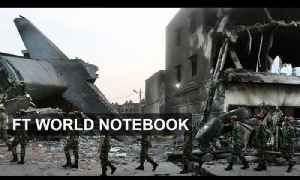 Indonesia plane crash raises safety concerns | FT World Notebook [Video]