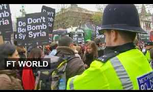 Syria vote shows Labour's deep divisions | FT World [Video]