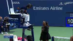 Serena Williams and others accuse U.S. Open umpire of sexism [Video]