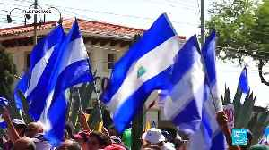 Thousands urge freedom for jailed protesters in Nicaragua [Video]