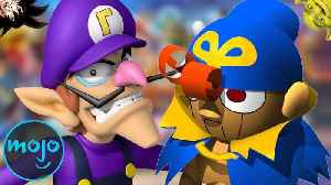 Top 10 Smash Characters Fans Want The Most [Video]