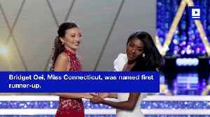 New York's Nia Franklin Crowned Miss America 2019 [Video]