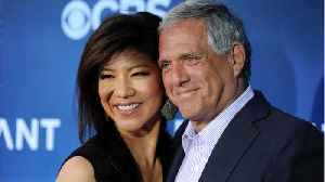 Julie Chen Takes Time Off To Be With Husband Leslie Moonves After His CBS Exit [Video]