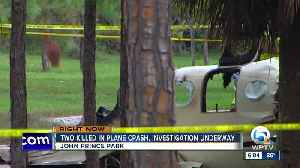 Two killed in Lake Worth plane crash that originated from Key West [Video]