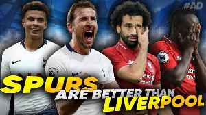 Tottenham Will Finish Above Liverpool Because… | #The12thMan [Video]