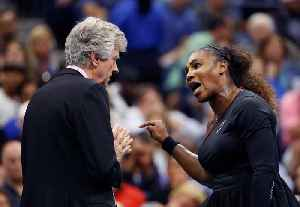 Serena Williams Victim of 'Double Standard' at Open Final [Video]