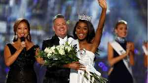 The New Miss America Is Glad She Didn't Need To Wear a Swimsuit [Video]