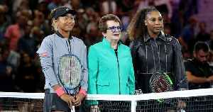 Billie Jean King Says Serena Williams Is Treated Differently Than Male Athletes as WTA Backs Her [Video]