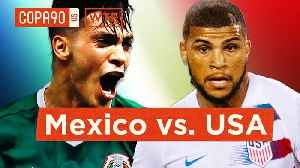 USA vs. Mexico, Maradona Coaching Again? | WTF [Video]