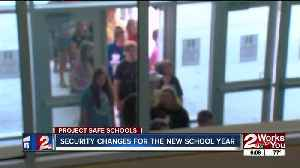 Project Safe Schools: Back-to-school security changes [Video]