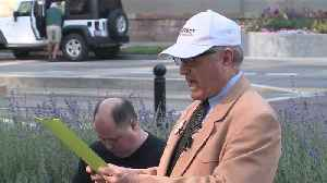 Fate of Former LDS Bishop Who Led Hunger Strike `Undecided` After Disciplinary Hearing [Video]