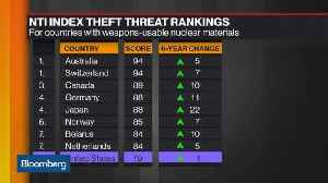 NTI Ranks 2018's Biggest Nuclear Security Threats [Video]
